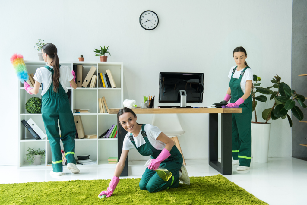 Reasons why you should consider Commercial Cleaning Services for your Office