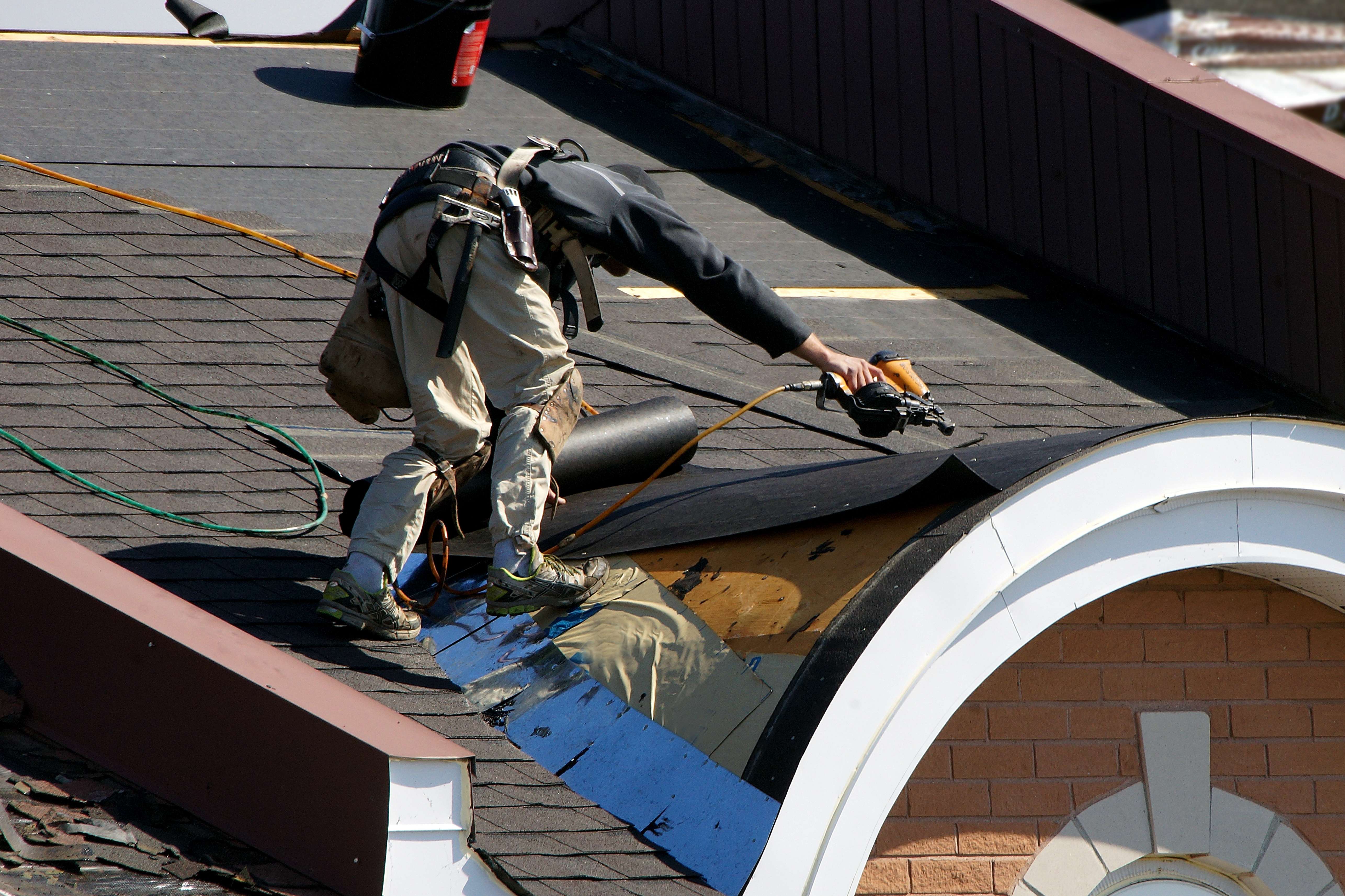 Roofing and Water Proofing Services